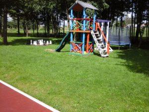 Vakų žaidimo aikštelė